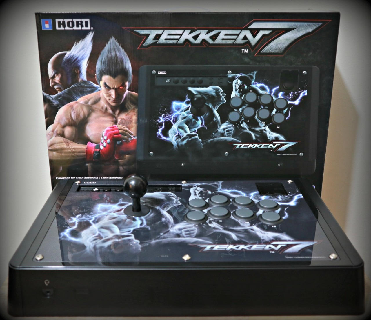 Hori Fightpad Tekken 7 2017 Edition