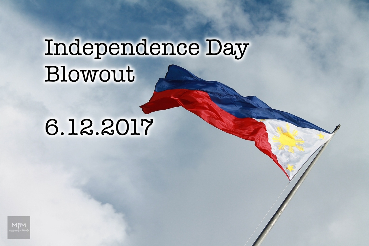 Independence Day Blowout