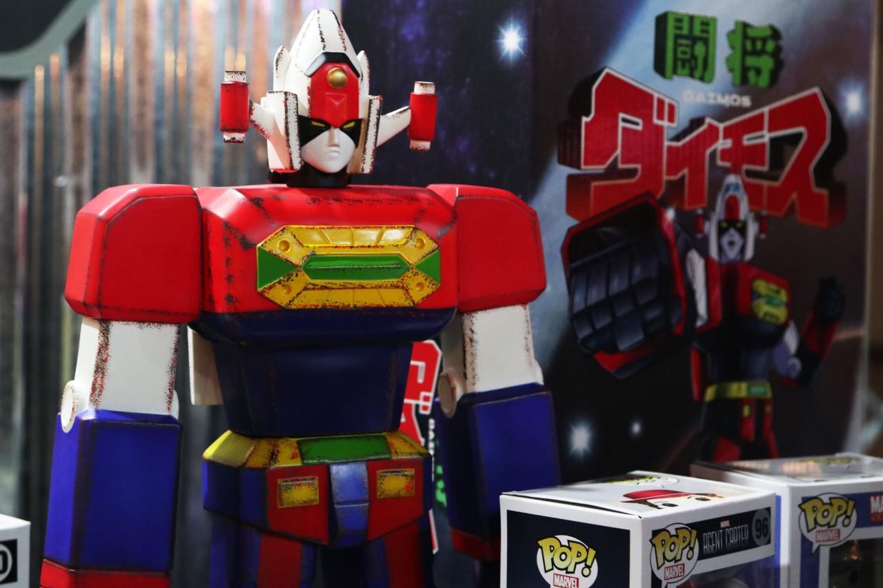 Daimos Toycon 2017